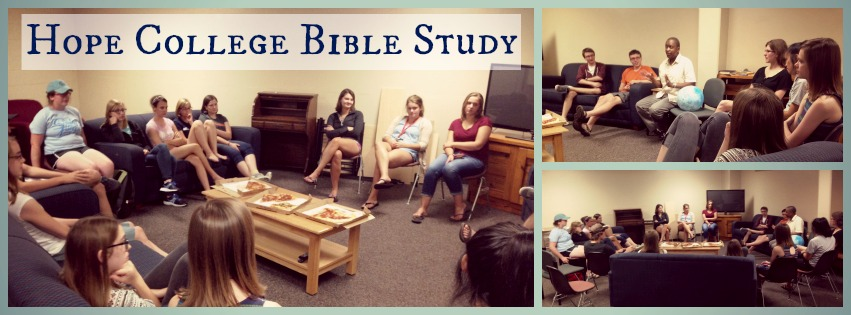 Bible Study - Worship - Marble Collegiate Church