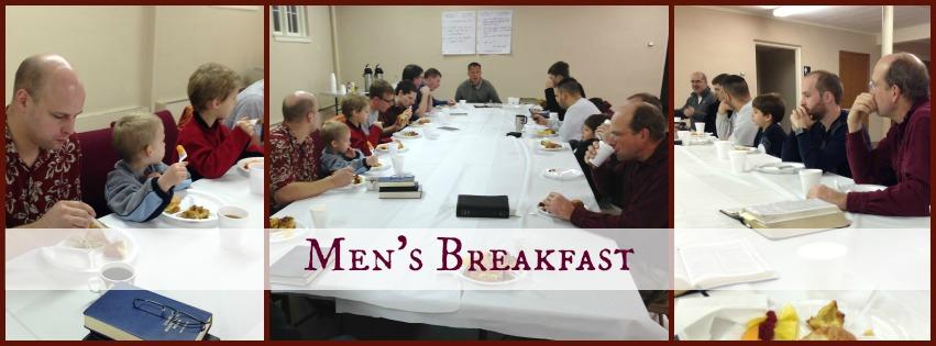 Harbor Mens Breakfast 1.5