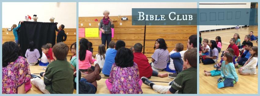 Bible Club Final
